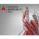 Autodesk AutoCAD LT 2015 Quarterly Desktop Subscription - 057G1-003577-T358