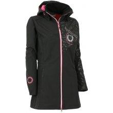 Altisport Bogeta-J ALJW16035 dětský softshell kabát černá