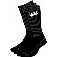 Vans CLASSIC CREW ponožky černá