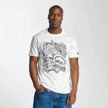 Dangerous DNGRS / T Shirt Saintthree in white