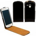 Pouzdro OZBO FLIP Premium Samsung Galaxy S3 Mini černé