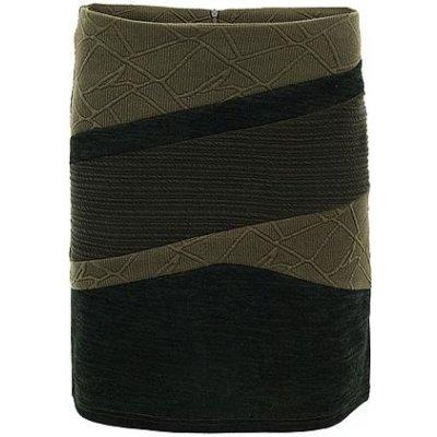 Moderní sukně pro ženy Smash! Dakota olivová