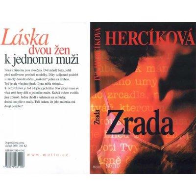 Zrada - Iva Hercíková