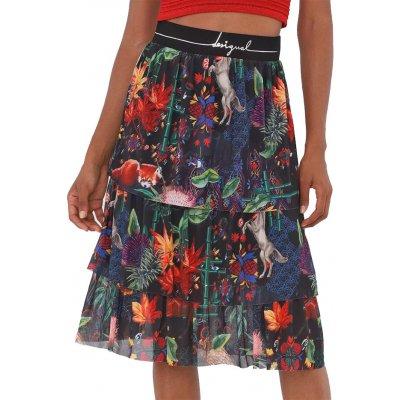 Desigual dámská sukně 18WWFKX3/2000