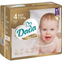 Dada Extra Care 4 MAXI 7-18 kg 33 ks