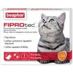 Beaphar Pipeta Spot on Fiprotec pro kočky od 2 kg