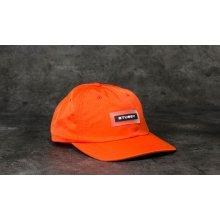 Stussy Nylon Low Pro Cap Orange Strapback oranžová   černá   camo 47cc506935