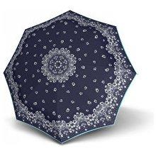 Doppler Dámský plně automatický deštník Magic Fiber Style modrý 74414652307