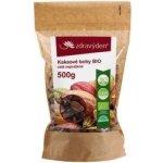 Zdravý den Kakaové boby Bio celé nepražené 500 g