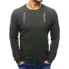 Pánská svetr (wx1025) khaki
