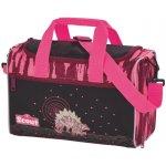Scout Basic sportovní taška Dino VI pink