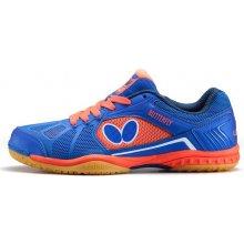 Butterfly Pánská sálová obuv Lezoline Rifones Blue/Orange