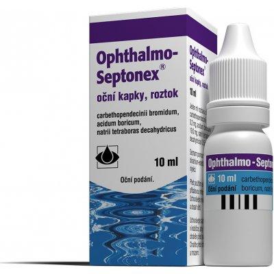 Ophthalmo-Septonex oph.gtt.sol. 1 x 10 ml plast
