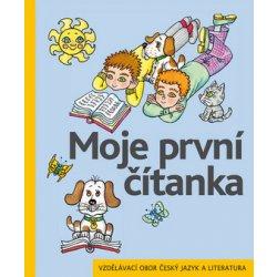 Moje první čítanka - Vzdělávací obor český jazyk a literatura - Jiří Žáček, Helena Zmatlíková