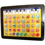 Mac Toys Baby Tablet Dětský počítač černý rámeček