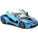 Rastar RC Auto BMW i8 1:14 modré