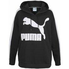 Puma Classics Logo T7 Hoody černá 0b7d278f07f