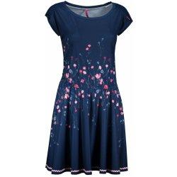 f8297f55f808 Dámské šaty Kixmi dámské šaty Hillary tmavě modrá