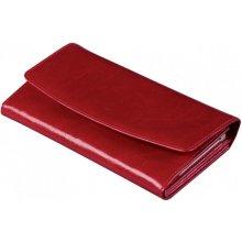 ADK Fiesta peněženka červená
