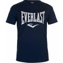 Everlast Geometric Print T Shirt Mens Deep Blue Geo