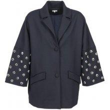 Manoush kabáty Cabochon tmavě modrá