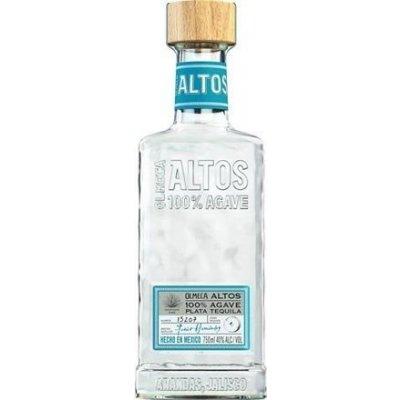 Olmeca Altos Blanco 38% 0,7 l (holá láhev)