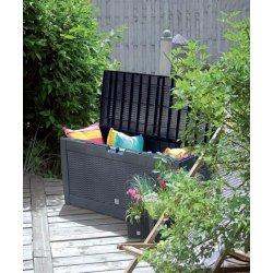 907e33374 RATO na polstry a nářadí 310 L - barva hnědá Zahradní box od 819 Kč ...