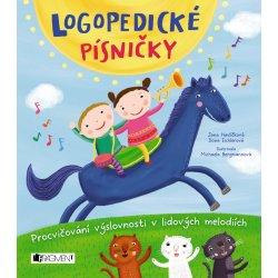 Logopedické písničky - Ilona Eichlerová