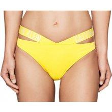 Calvin Klein plavkové kalhotky X Bikini KW0KW00074-701 Buttercup