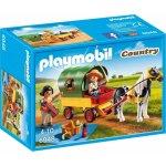 Playmobil 6948 Výlet - Vůz s poníkem