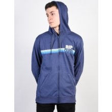 Rip Curl MIKINA Big M Fleece Blue Indigo 09a7a55402