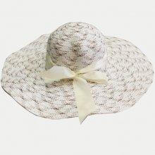 Dámský plážový klobouk bílý Assante 82119
