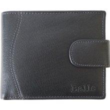 Balle New peněženka 7091 hovězina černá