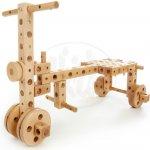 PONY Dřevěná stavebnice mini