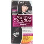 L´Oréal Casting Creme Gloss 200 ebenová černá