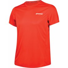 ! Babolat Flag Tee Men Core Club Red 2018