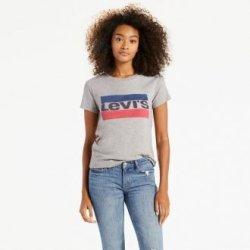 Levi´s THE PERFECT TEE 17369-0303. Dámské bavlněné tričko ... c7a3715800