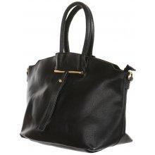 e7310e9e39 YooY dámská společenská kabelka černá