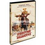 podivné dědictví DVD