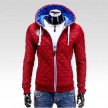 Ombre Clothing Rampart červená
