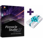 Pinnacle Studio 22 Ultimate ML EU - PNST22ULMLEU