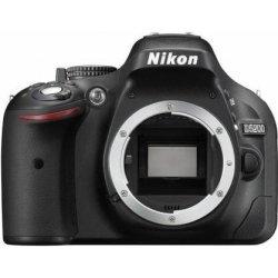 Nikon D5200 tělo černý + dárek Fotografický kurz Seznámení s digitálním fotoaparátem, IDIF Mistrovství práce s DSLR pro Nikon 2014 zdarma + poukaz na čištění čipu! + Doprava zdarma