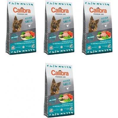 Calibra Dog Premium Line Adult Large 4 x 3 kg