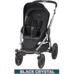 Maxi-Cosi Mura 4 Plus 4 černý Crystal 2015