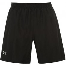 Under Armour Launch 2 in 1 Shorts Mens Black Small