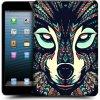 Pouzdro na tablet Apple iPad Mini HEAD CASE AZTEC VLK (Kryt či obal na tablet Apple iPad Mini)