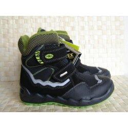 fdfea6d7e268 Dětská bota Primigi Chlapecké zimní boty - černo-šedé