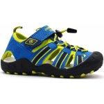 Lanson Sandále trekové Junior League L71 201-061 modré f5fa7e6a03