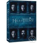 HRA O TRŮNY - Kompletní 6. série - Viva balení! DVD