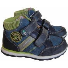 07b2baf4c9c Bugga B00144-04 boty chlapecké modrá